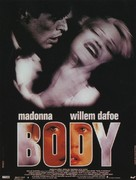 Body Of Evidence - French Movie Poster (xs thumbnail)