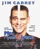 Me, Myself & Irene - British Movie Poster (xs thumbnail)