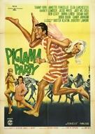 Pajama Party - Italian Movie Poster (xs thumbnail)
