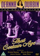 That Certain Age - British DVD cover (xs thumbnail)