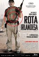 Route Irish - Brazilian Movie Poster (xs thumbnail)