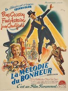 Blue Skies - French Movie Poster (xs thumbnail)