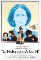 L'histoire d'Adèle H. - Argentinian Movie Poster (xs thumbnail)