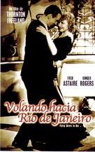 Flying Down to Rio - Spanish VHS movie cover (xs thumbnail)