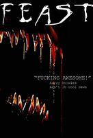 Feast - DVD movie cover (xs thumbnail)