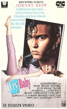 Cry-Baby - Finnish Movie Cover (xs thumbnail)