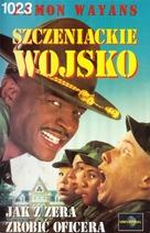 Major Payne - Polish DVD cover (xs thumbnail)