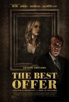 La migliore offerta - Movie Poster (xs thumbnail)