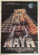 Maya - Italian Movie Poster (xs thumbnail)