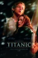 Titanic - Danish Movie Poster (xs thumbnail)