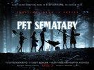 Pet Sematary - Philippine Movie Poster (xs thumbnail)