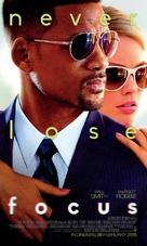 Focus - Malaysian Movie Poster (xs thumbnail)
