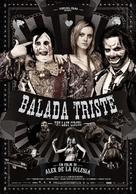 Balada triste de trompeta - Italian Movie Poster (xs thumbnail)