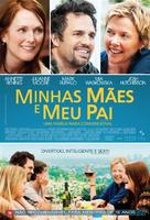 The Kids Are All Right - Brazilian Movie Poster (xs thumbnail)