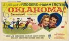 Oklahoma! - Belgian Movie Poster (xs thumbnail)