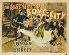 Boys of the City - Movie Poster (xs thumbnail)