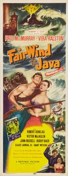 Fair Wind to Java - Movie Poster (xs thumbnail)
