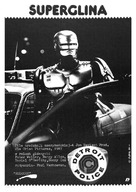 RoboCop - Polish Movie Poster (xs thumbnail)