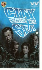 The City Under the Sea - British VHS movie cover (xs thumbnail)