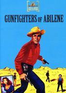 Gunfighters of Abilene - DVD cover (xs thumbnail)
