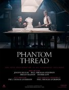 Phantom Thread - For your consideration poster (xs thumbnail)