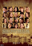 New Year's Eve - Hungarian Movie Poster (xs thumbnail)