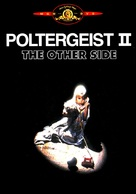 Poltergeist II: The Other Side - DVD cover (xs thumbnail)