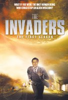 """""""The Invaders"""" - DVD movie cover (xs thumbnail)"""
