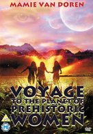 Voyage to the Planet of Prehistoric Women - British Movie Cover (xs thumbnail)