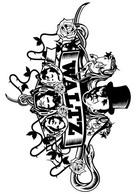 """""""Waltz"""" - Dutch Logo (xs thumbnail)"""