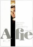 Alfie - German Movie Poster (xs thumbnail)