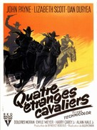 Silver Lode - French Movie Poster (xs thumbnail)