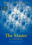 The Master - German Movie Poster (xs thumbnail)
