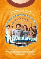 Adventureland - Spanish Movie Poster (xs thumbnail)