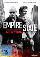 Empire State - German Movie Cover (xs thumbnail)