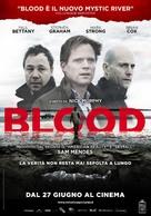 Blood - Italian Movie Poster (xs thumbnail)