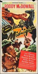 Black Midnight - Movie Poster (xs thumbnail)