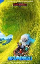 Abominable - Icelandic Movie Poster (xs thumbnail)