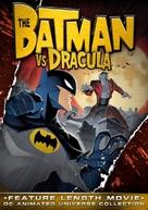 The Batman vs Dracula: The Animated Movie - DVD cover (xs thumbnail)