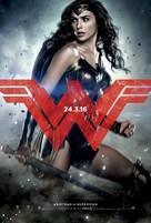 Batman v Superman: Dawn of Justice - Mexican Movie Poster (xs thumbnail)