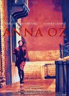 Anna Oz - Spanish Movie Poster (xs thumbnail)