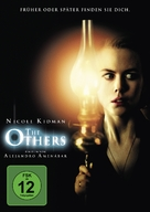 The Others - German DVD cover (xs thumbnail)