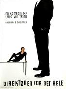 Direktøren for det hele - Danish Movie Poster (xs thumbnail)