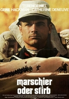 March or Die - German Movie Poster (xs thumbnail)