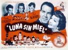 Family Honeymoon - Spanish Movie Poster (xs thumbnail)