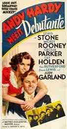 Andy Hardy Meets Debutante - Movie Poster (xs thumbnail)