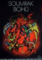 La caduta degli dei (Götterdämmerung) - Czech Movie Poster (xs thumbnail)