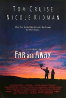 Far and Away - Movie Poster (xs thumbnail)