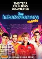 The Inbetweeners Movie - Australian Movie Poster (xs thumbnail)