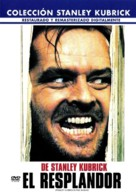 The Shining - Mexican Movie Cover (xs thumbnail)